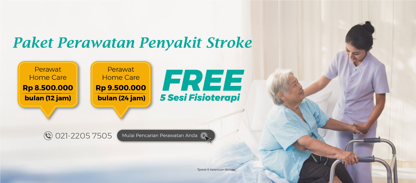 Cari Perawat, Home Care & Terapis online di Indonesia