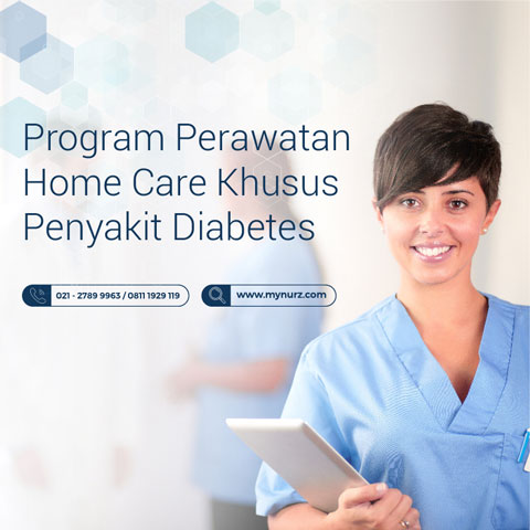 Perawatan home care diabetes