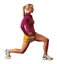Step Lunges