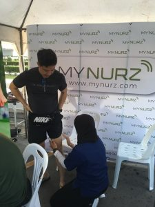 MyNurz Bike Run